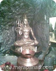 BHAIRAV MANDIR AT GARJIA MATA