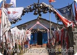 Golu Devta temple Champawat