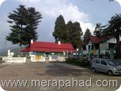 anasakti aashram at Uttarakhand