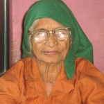 Narayani Devi-85 year's old carpet weaver